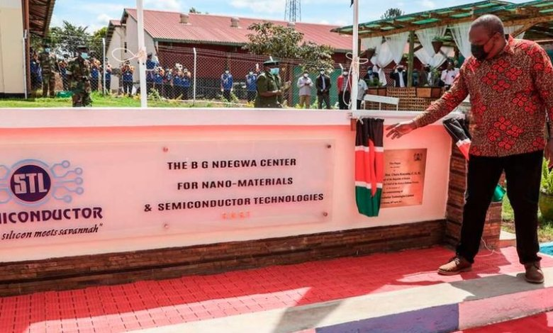 Kenya Launches First Semiconductor Chip Factory