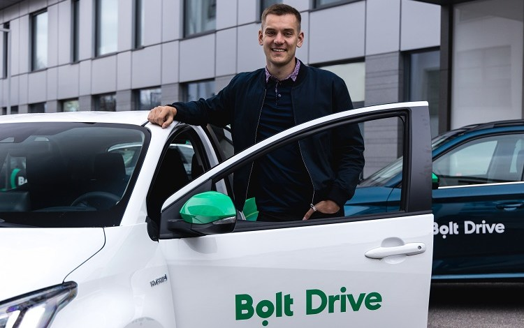 Bolt launches car renting service in Europe