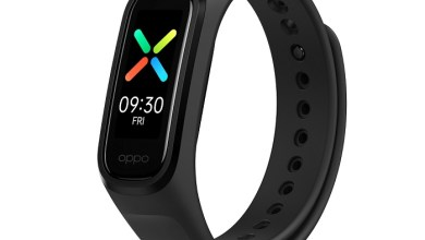 OPPO Band With Continuous SpO2 Monitoring Launches in Kenya