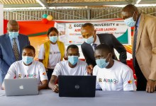 Ministry of ICT Launches AJIRA Digital Club at Egerton University
