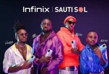 Infinix Announces Sauti Sol as Brand Ambassadors