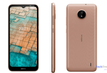 For Ksh 11,490, the Nokia C20 is a good budget buy