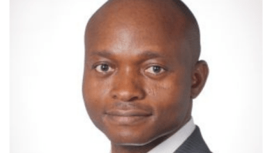 Tunde Oladele, CEO of financial software group SG NewTech.