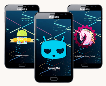 Top 10 Best Custom ROMs for Android Device 2017 Which you Should Try