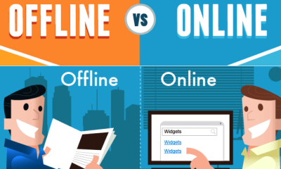 Online vs Offline Marketing