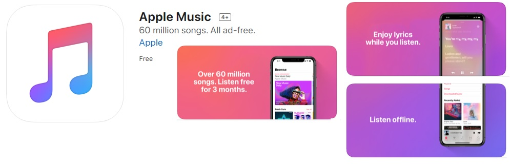 Apple Music- Music app for iphone
