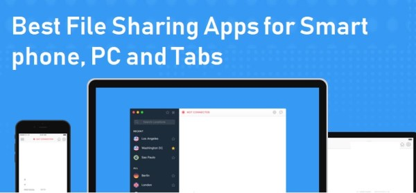 The Best Apps for file transfer from android to Mac ...