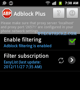 Adblock Plus for Android Blocks All Annoying Ads on Your
