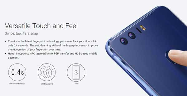 Honor 8 (Europe) Gets Android Oreo (EMUI 8 0) Update - Techtrickz
