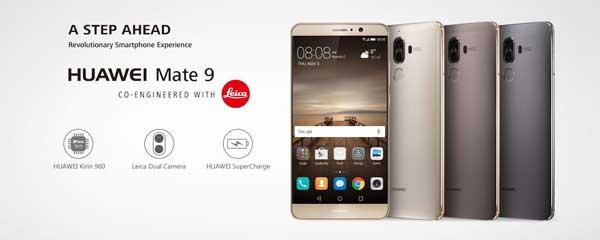 Restore Stock Firmware on Huawei Mate 9 L09/L29 (Guide