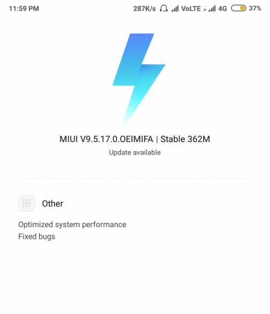 Redmi Note 5 Pro Gets MIUI V9 5 17 0 OEIMIFA Global Stable