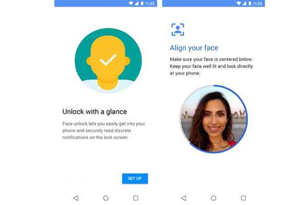 Download] Motorola Publishes Moto Face Unlock App on Play