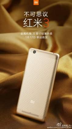 Xiaomi redmi 3 techturismo.com