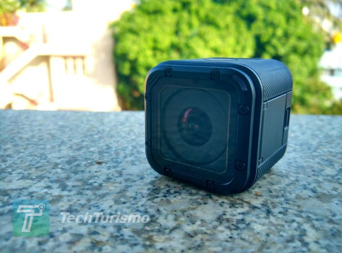 GoPro Hero 4 TechTurismo