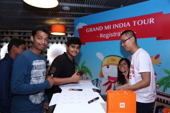 Grand Mi Tour at Mi Bengaluru