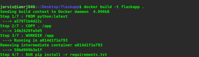 Docker Image Build