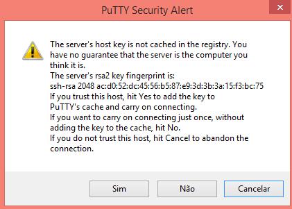 linkit-smart-putty-security-alert
