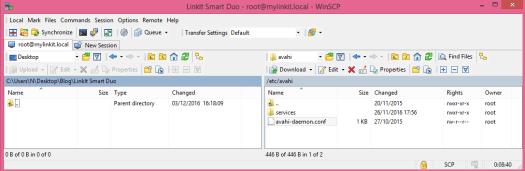 Linkit Smart avahi directory.png