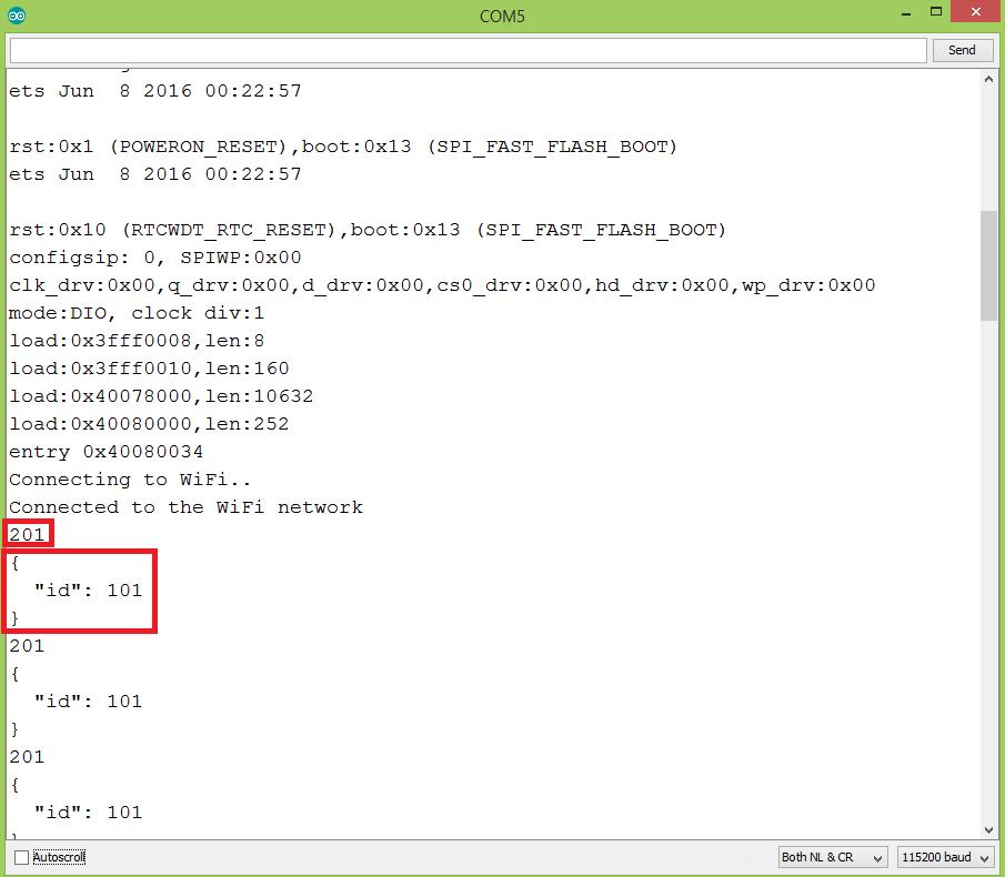 ESP32: HTTP POST Requests – techtutorialsx