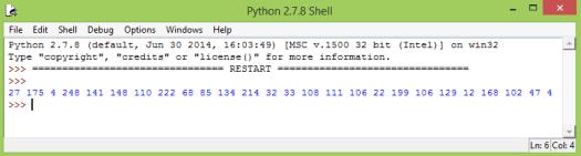 Brotli compression using Python