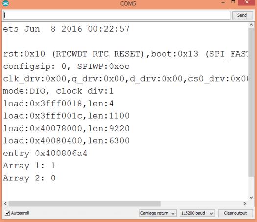 ESP32 Arduino cpplinq: The all operator – techtutorialsx