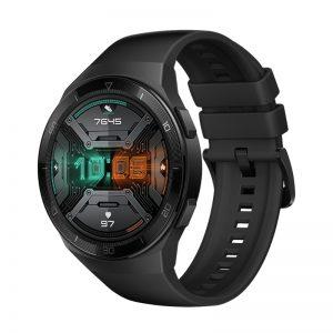 ساعة هاواوي ذكية GT 2e أسود فحمي