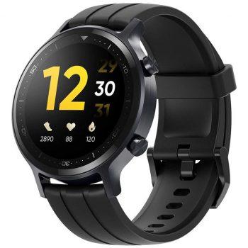 Realme Watch S Smartwatch, Black – RMA207