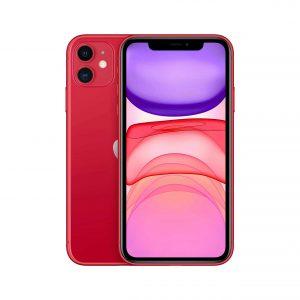 أبل أيفون 11 [Slim Box]- احمر...