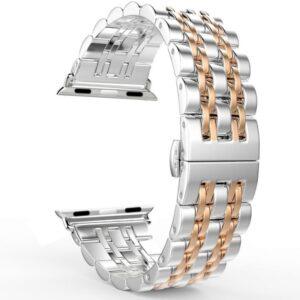 VPG Apple Smart Watch 42/44mm Stainless Steel Metal...
