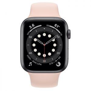 Apple Watch Series 6 Aluminum Case...