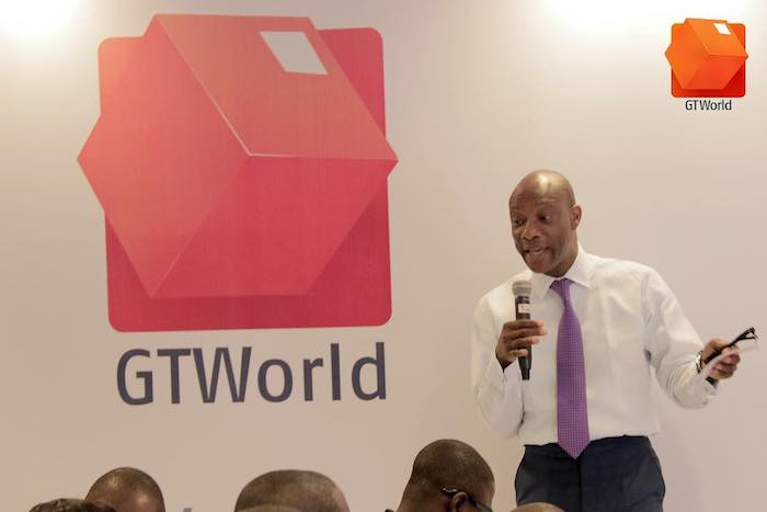 GTBANK Launches GTWorld App, Nigeria's First Fully Bio-Metric Mobile App
