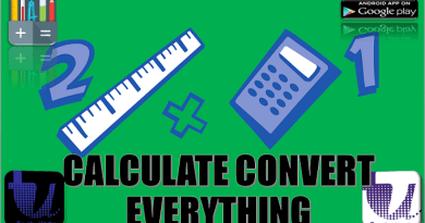 CALCULATE & CONVERT EVERYTHING WITH ALL IN ONE CALCULATOR | BEST ANDROID CONVERTER FREE [Urdu/Hindi] 4