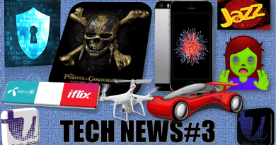 Tech News#3: Android O Emoji, Google Assistant in iPhone, 560 million passwords, Flying Cars Olympic 2