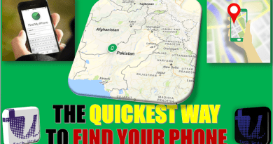 FIND YOUR LOST PHONE IN LESS THAN A MINUTE | THE QUICKEST METHOD TO TRACK YOUR PHONES [Urdu/Hindi] 2