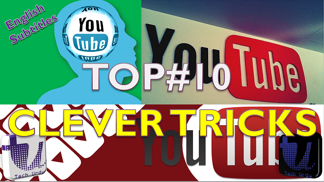 TOP 10 ? CLEVER & AMAZING YOUTUBE TRICKS ? OF 2017 THAT MOST PEOPLE DON'T KNOW ABOUT [Urdu/Hindi] 1