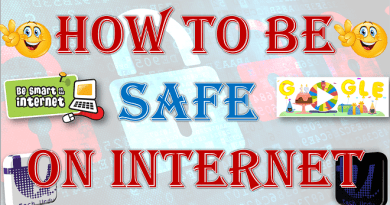 HOW TO BE SAFE ON? INTERNET CYBER WORLD? GOOGLE DIGITAL CITIZENSHIP & SAFETY COURSE [Urdu/Hindi] 1