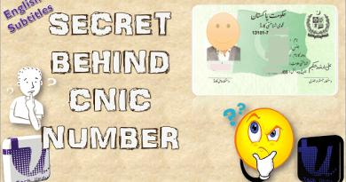 information about 13 digit nadra number
