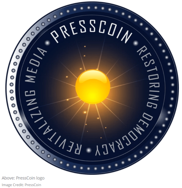 PressCoin is a cryptocurrency for investigative journalists and their readers