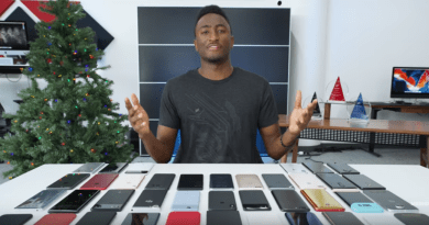Smartphone Awards MKBHD