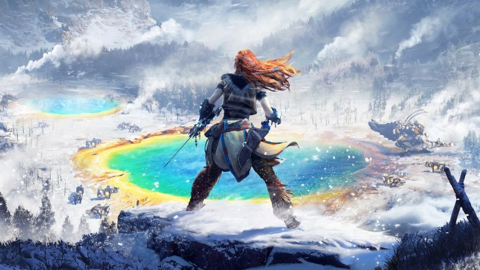 Horizon Zero Dawn - Playstation Game of the Year 2017 - Best Post-Release Content