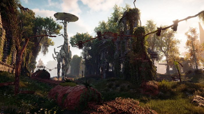 Horizon Zero Dawn - Playstation Game of the Year 2017 - Best Story