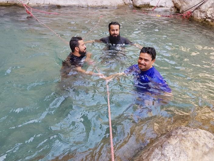 Naeem Javid - Tech Urdu - Peer Ghaib Waterfalls 20170913_132708