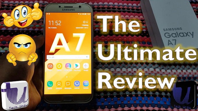 Samsung Galaxy A7 2017 Ultimate Review thumbnail