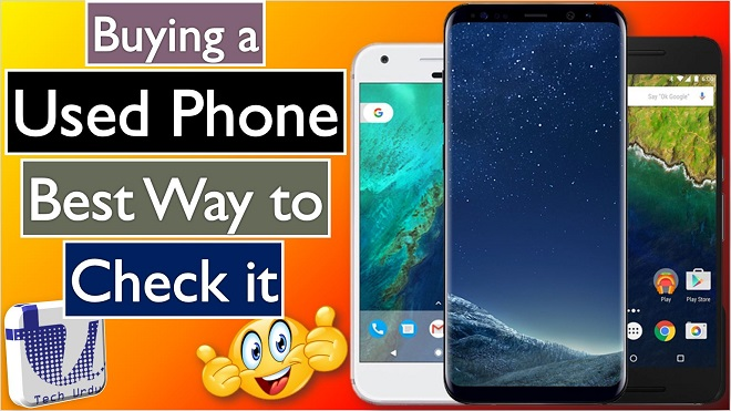 Best Way to Check a Used Phone Before Buying it. Most of us prefer used phones to buy as compared to new phones (as these give us better and high prices phones at much lower prices). It the seller is not trusted, then a number of question arise whether there is any fault in a phone? is it ok to buy a used phone? what if there is any problem with the phone? etc and other such questions arise in mind while Buying Used Phone. Well, this video has all you need to know about checking a used phone.