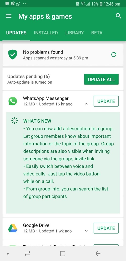 Google Play Store All Latest Updates and News 2018 - Whats's New Update - Tech Urdu