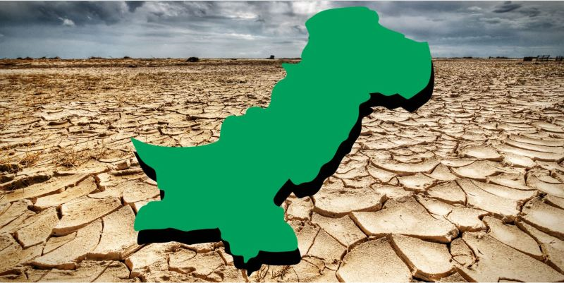Drought in Pakistan - Drought is a Time Bomb - Tech Urdu