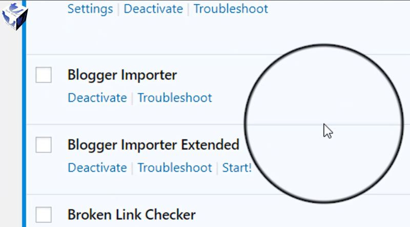 Blogger Importer Extended - Tech Urdu
