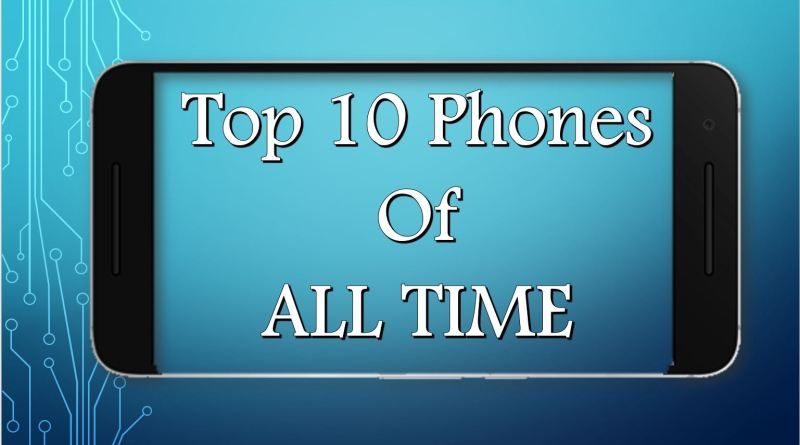 Top 10 Most Sold Phones of All Time - Tech urdu