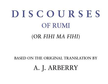 Discourses of Rumi - Tech Urdu