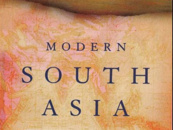 Modern South Asia - History, Culture, Political Economy